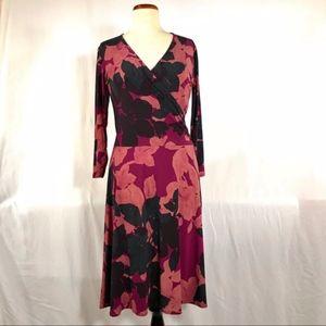Cabi Floral Dress
